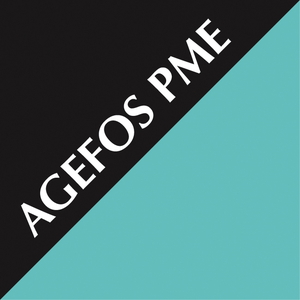 Logo de AGEFOS PME, OPCA partenaire financier de la formation
