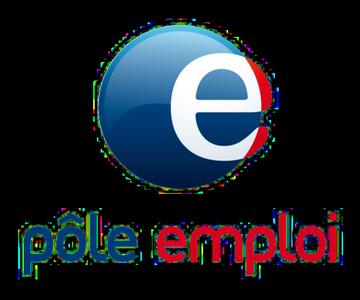 Logo de Pôle Emploi, partenaire administratif de la formation