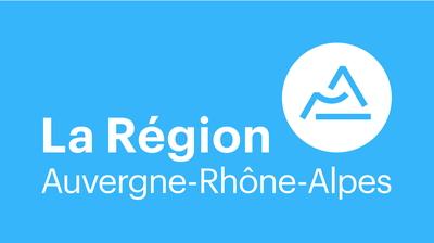 Logo de la région Auvergne-Rhône-Alpes, partenaire financier de la formation